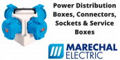 Power Distribution Boxes, Connectors, Sockets & Service Boxes