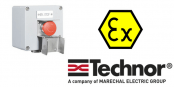 ATEX Push Button Control Station (Aluminium) Hazardous Area Zone 2 – Technor EFXE