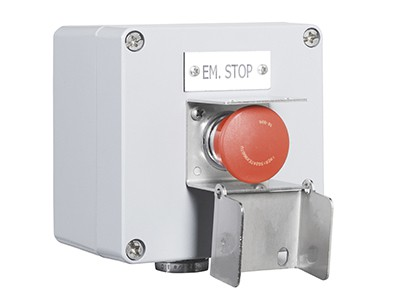 Push Button Control Station (Aluminium) Hazardous Area Zone 2 ATEX - Technor EFXE