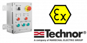 Push Button Control Station (Stainless Steel) Hazardous Area Zone 2 ATEX – Technor EFXE