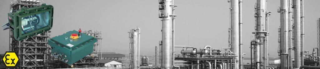 Technor Hazardous Area Electrical Equipment