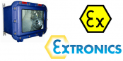 Video Monitor – Hazardous Area Zone 1 Explosion Proof Video Monitor – Extronics iVID101