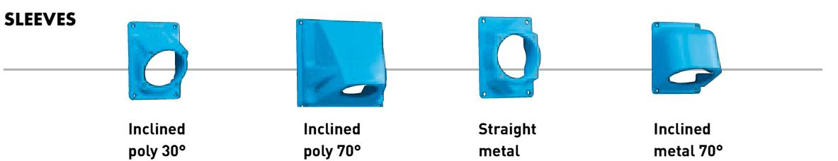 Marechal DSN37C Sleeves