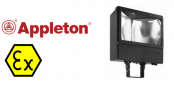 Hazardous Area Floodlights – Zone 2 (Zone 21/22) ATEX Floodlight – Appleton PN