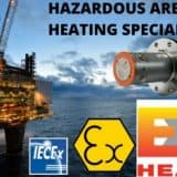 Paint Spray Booth Heating – Hazardous Area Heaters