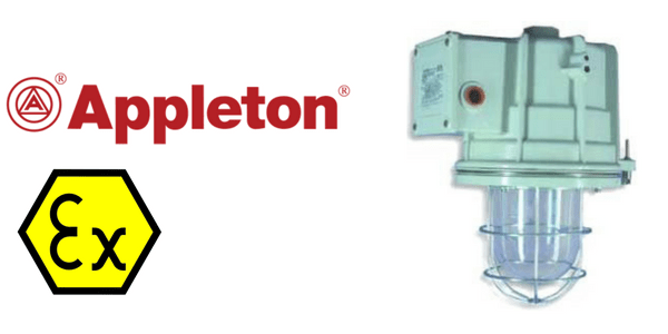 Zone 1 Zone 2 (2122) Wellglass – ATEX & Flameproof Luminaires – Appleton LDM