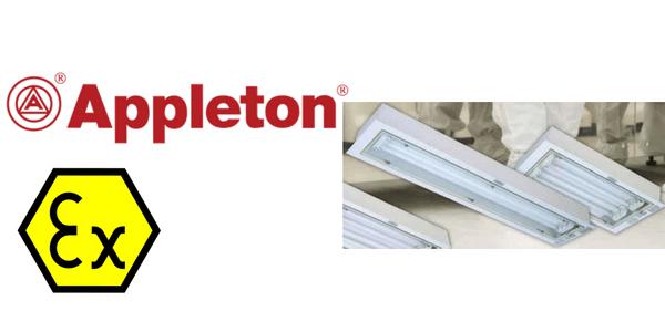 Zone 1 Zone 2 (2122) Lighting - Hazardous Area Fluorescent Luminaires ATEX – Appleton RE
