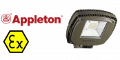 Zone 2 (21/22) Hazardous Area LED Floodlight / High Bay Lighting ATEX – Appleton AMLED Areamaster