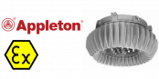 Zone 2 Zone 22 Hazardous Area LED Luminaire Lighting ATEX – Appleton MLEDNA Mercmaster