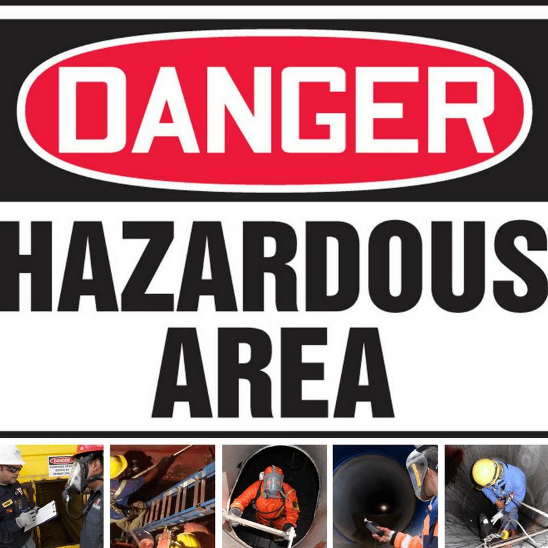 Hazardous Area Confined Spaces