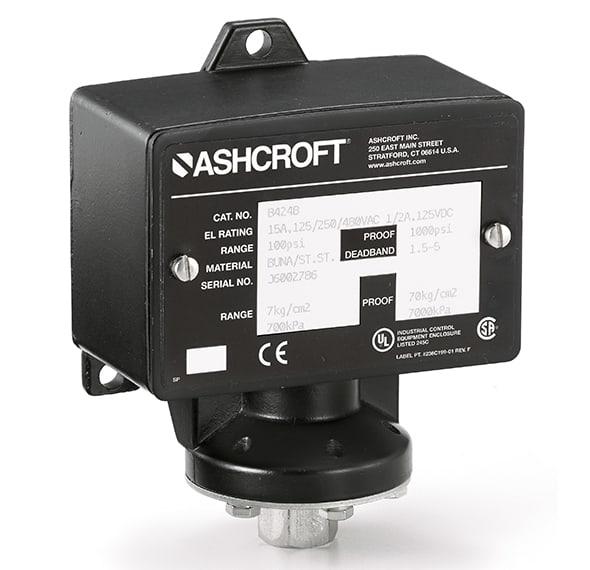 Ashcroft Npa-series Nema 4 Pressure Switch