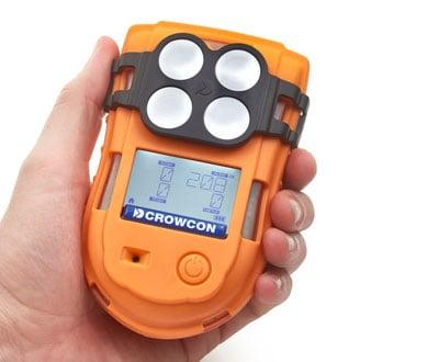 Crowcon Tetra T4 Multi 4 Gas Detector