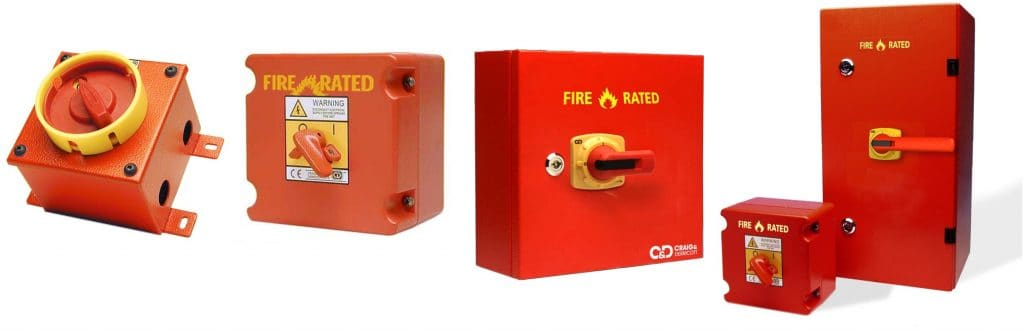 Fire Rated Fire Resistant Isolators