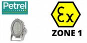 Zone 1 LED Floodlight Hazardous Area 92 Watt Light Fitting