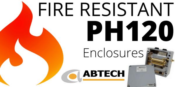 Fire Resistant Enclosures