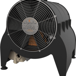 Bulldog – Portable ATEX Fan Heater For Hazardous Area Heating In Zone 1 & Zone 2