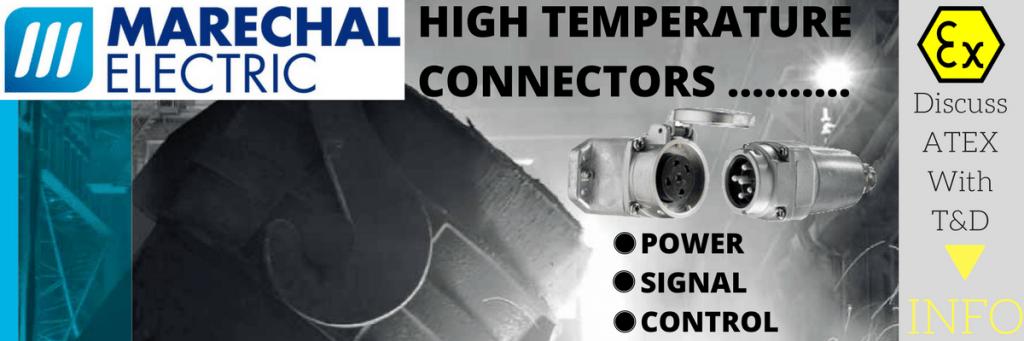 Plugs Hazardous Area High Temperature