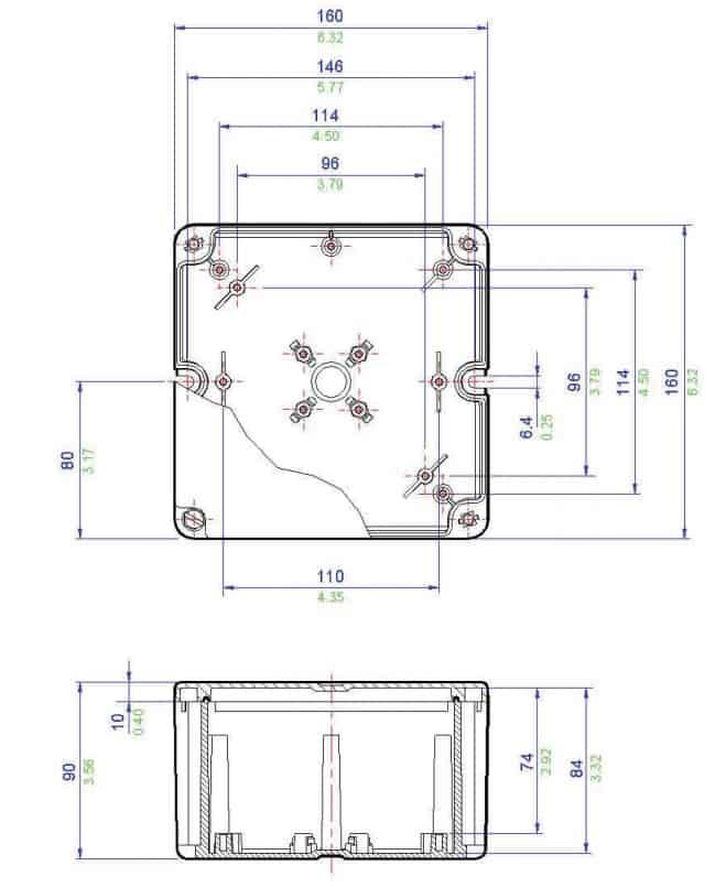 hazardous area enclosures zone 1 zone 2 junction boxes polycarbonate