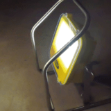 The Temporary Hazardous Area Floodlight – Wolf LinkEx WF-300 XL LED Floodlite