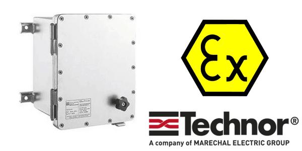 Ex d Enclosures - Explosion Proof Hazardous Area Technor EJB