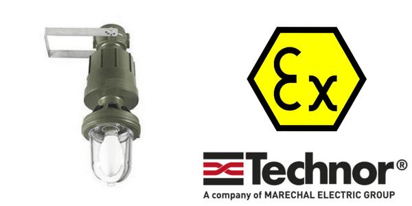 Ex d Lighting - Explosion Proof Hazardous Area Technor EV HID Wellglass Lighting
