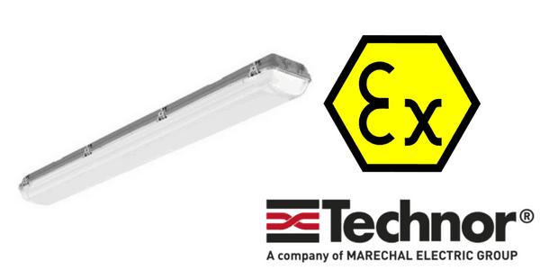 Hazardous Area Technor G2X LED Lighting