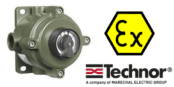Push Button Control Station (Aluminium) Hazardous Area Zone 1 & 2, 21 & 22 ATEX – Technor CP/EFSRC
