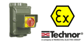 Push Button Control Station (Aluminium) Hazardous Area Zone 2 ATEX – Technor EPKZM