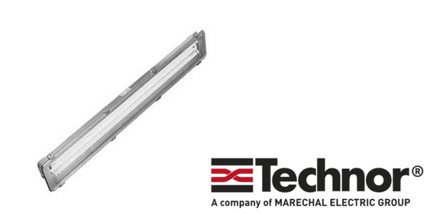 Technor RMS 540 Fluorescent Lighting
