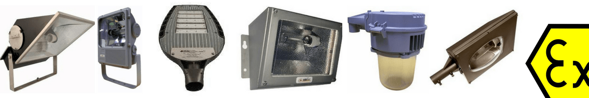 Zone 2 Hazardous Area Lighting - Abtech