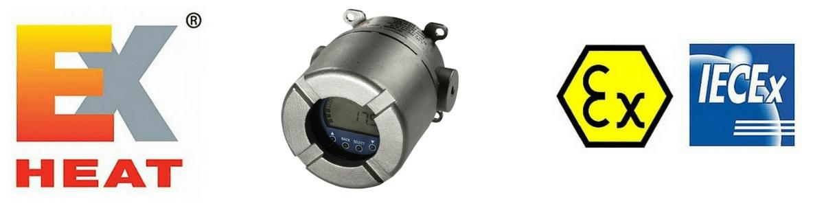 EXHEAT Hazardous Area Thermostats ATEX & IECEx