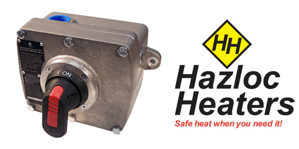 Hazloc Heaters XDC-01 Explosionproof Disconnect Switch