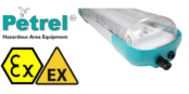 Zone 1 LED Luminaire ATEX – Ex eb Linear Light Fittings – Petrel 9 Series