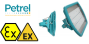 ATEX LED Light | Zone 2 Hazardous Area Lighting Ex ec mc – Petrel LED Area Light