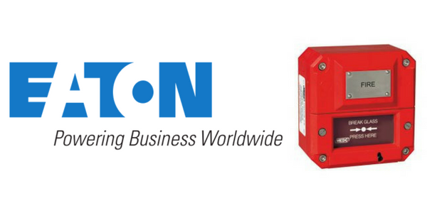 ATEX Call Points Zone 1 & Zone 2 Break Glass Hazardous Area Ex ed, Ex ia – Eaton MEDC BG2 Hazardous Area Manual Call Point