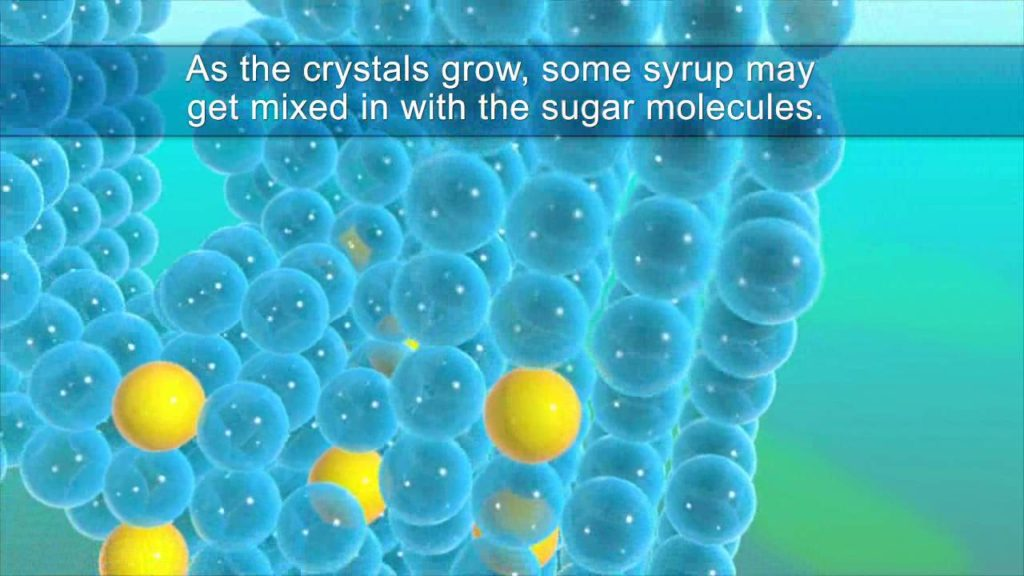 Sugar Crystallisation