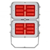 ATEX Floodlights | Zone 1 Floodlight Hazardous Area 620nm 10,000 136W