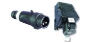 Increased Safety Plugs Ex de Hazardous Area Plugs 16Amp & 32Amp | ATX PRE