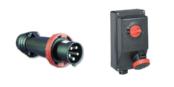 Zone 1 Zone 2 Plugs ATEX | Ex de Hazardous Area Plugs 63 Amp | ATX PRE
