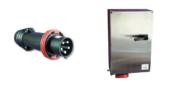 Zone 1 Zone 2 Plugs ATEX | Ex de Hazardous Area Plugs 125Amp | ATX PRE