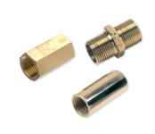 Exd Exe Male to Male & Female to Female Adaptors | Hazardous Area | Flameproof & Increased Safety Adaptors