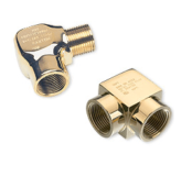 Exd Exe Right Angle Adaptors | Hazardous Area | Flameproof & Increased Safety Adaptors