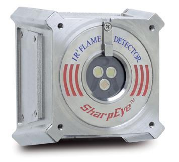 Spectrex SP‑2020‑MI1 & SP‑2020‑MI3 Compact Triple IR (Mini IR3) Flame Detector