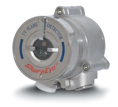 Spectrex SP‑4040‑U & SP‑4040‑UB UV Flame Detector