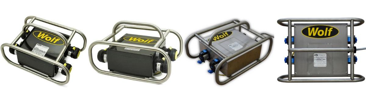 ATEX GRP & Stainless Steel Splitter Boxes