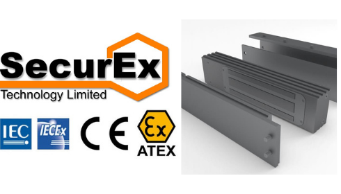 ATEX Maglocks | Hazardous Area Zone 1 & 2 Magnetic Locks for Access Control & Security Door Locking