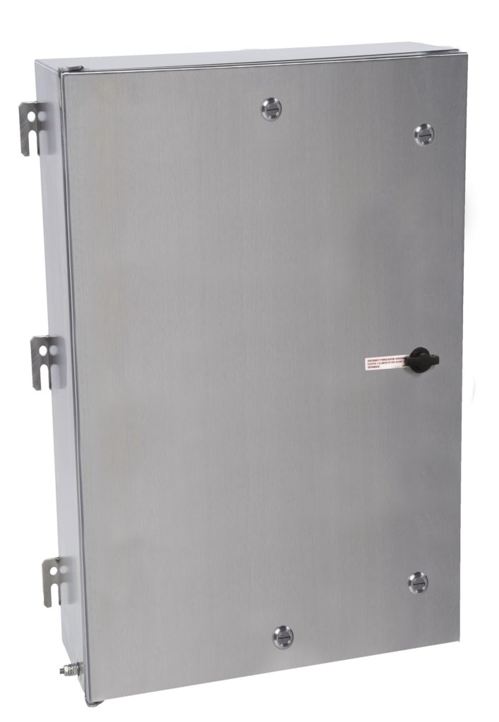 Appleton PlexPower Fiber Panel | Panelboards for Hazardous Areas