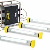 Tank Cleaning Lights | ATEX Portable Lighting For Hazardous Area Maintenance & Inspection of Tanks