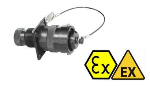 Amphenol Hazardous Area Connectors