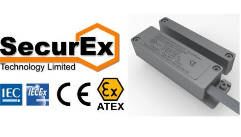 ATEX Magnetic Door Contacts Hazardous Area Zone 1 & 2 Door Contacts